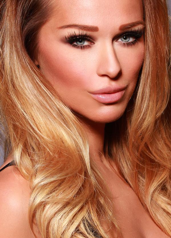 Victoria Secret Makeup Look Using Purely Minerals