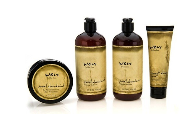 Wen Hair Care for Fall's Cooler Climate