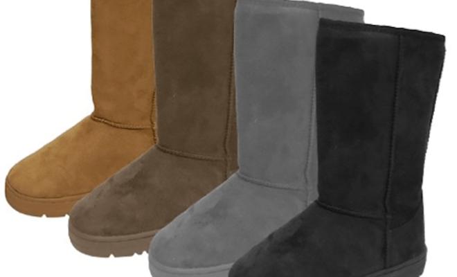vegan ugg type boots
