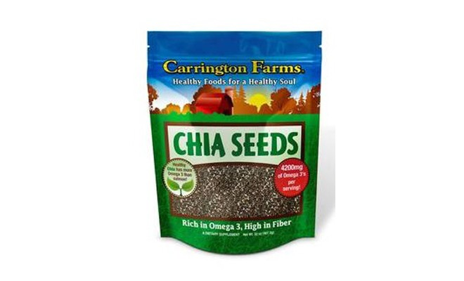 Chia Seeds Omega 3 Vs Salmon - hudeemjava