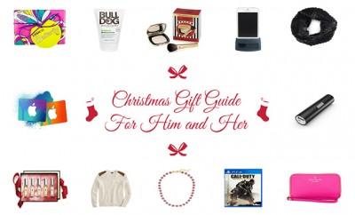 Main Christmas Gift Guide