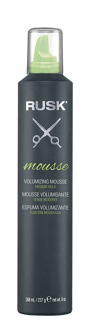 RUSK Mousse