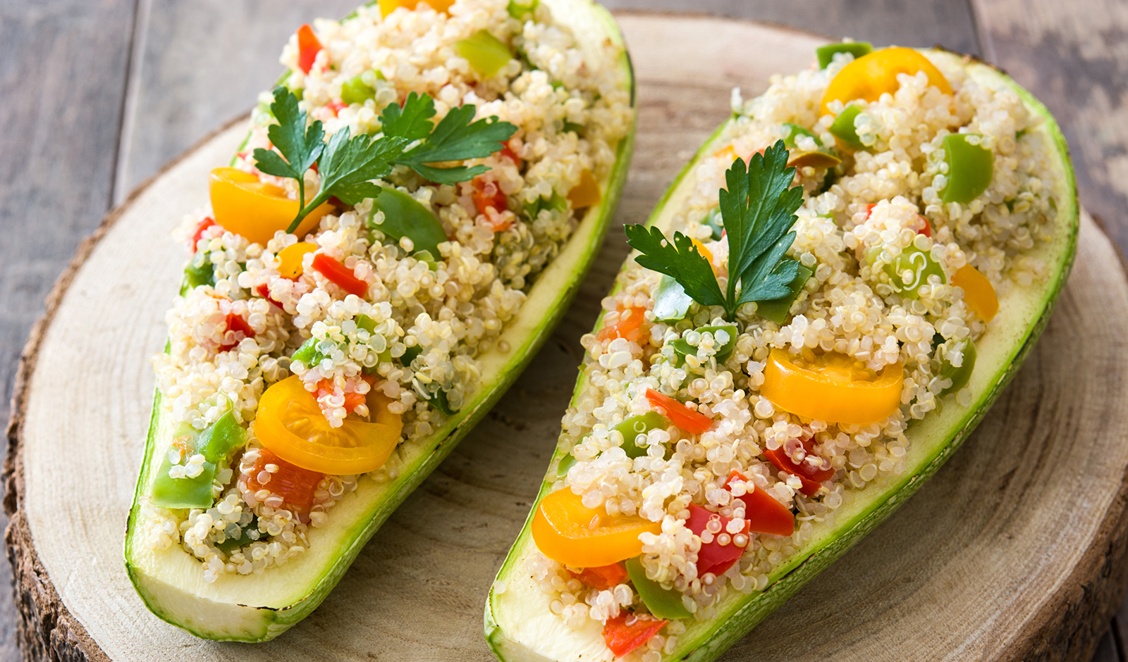 vegan-meal-cous-cous-avocado-veggies-delicious-vegan-food