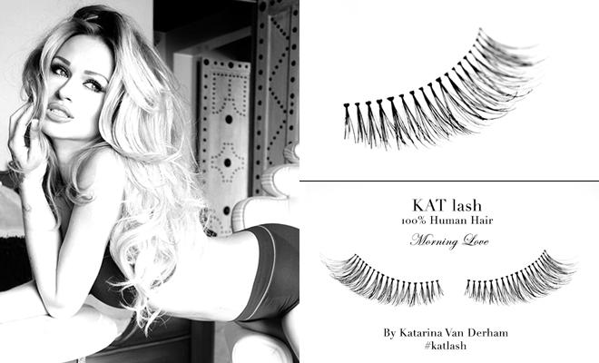 KAT LASH katarina van derham Morning Love banner viva glam magazine