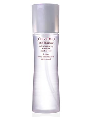 shiseido the skincare hydro-balancing softener viva glam magazine spring skincare