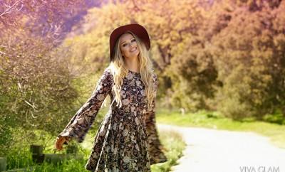 cashmere hair vegan fashion