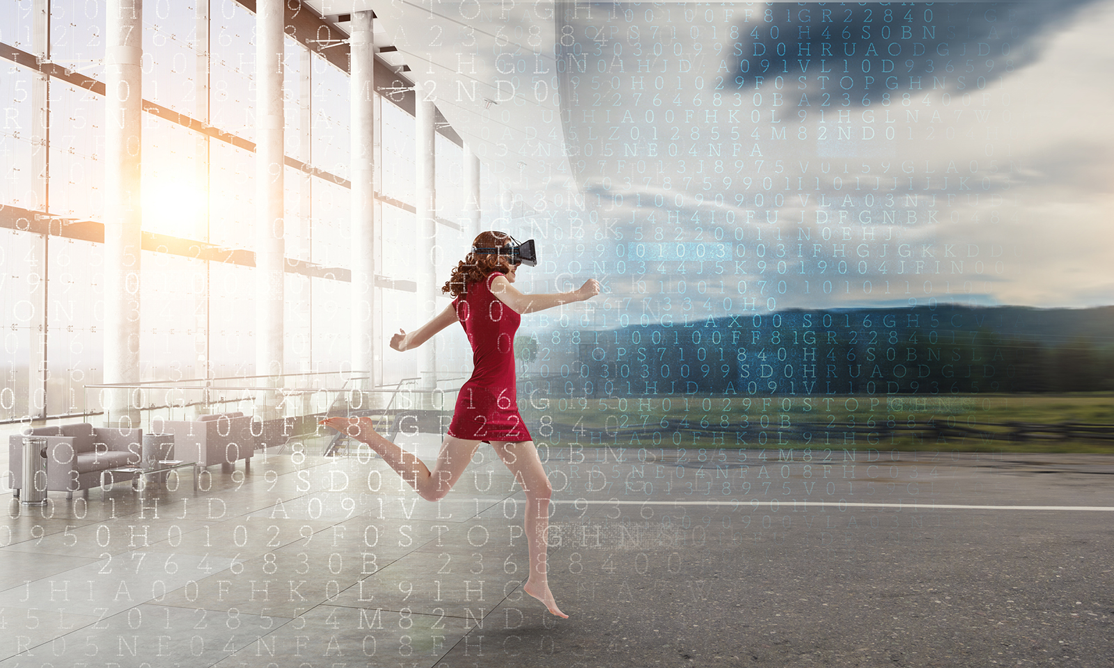 house-of-mirrors-lessons-girl-jumping-in-vr-virtual