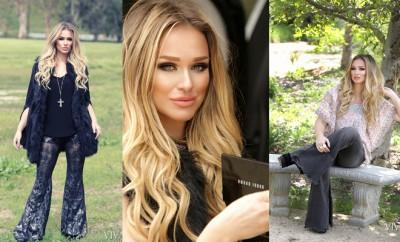 katarina van derham viva glam magazine cashmere hair deja jordan coachella festival fashion inspo beauty