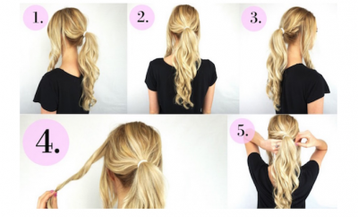 Twisted-Pony-Tutorial-viva glam magazine cashmere hair