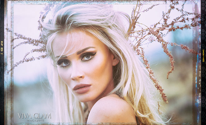 VIVA GLAM MAGAZINE LIV JAEGER Glamarella Couture Cashmere Hair catherine Farnsworth viva glam supermodel western couture