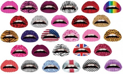 Lip Tattoos - Beauty's Newest Trend - viva glam magazine - beauty news - violent lips5
