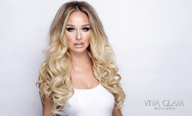 katarina van derham hair viva glam magazine cashmere hair extensions sunset blonde big sexy
