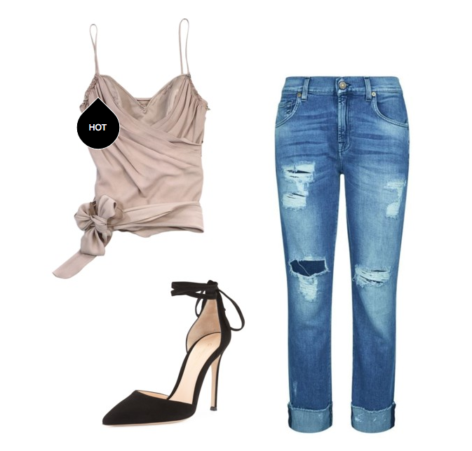 Boyfriend Jeans vs. Girlfriend Jeans & How to Style Them - Page 4 ...
