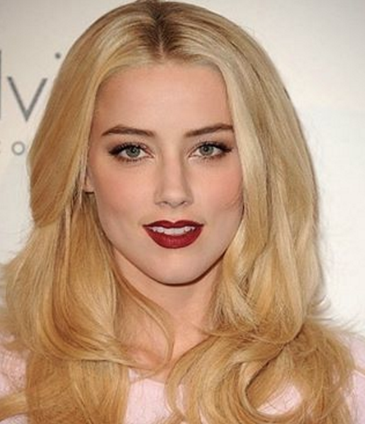 These are the World's Most Beautiful Women According to the Golden Ratio - viva glam magazine - amber heard