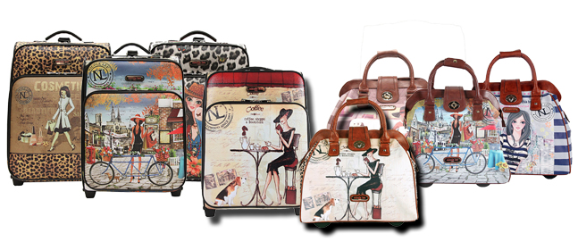 viva-glam-magazine-nicole-lee-vegan-cruelty-free-travel-luggage-bags-rolling-expandable-20%22-carry-on-cheri-rolling-tote-special-print-edition