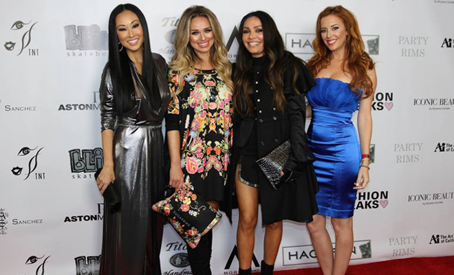Fashion Speaks Candace Kita, Katarina Van Derham, Angelica Curiel, Gwendalyn Augustine