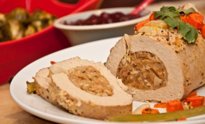 meat alternatives holiday main dish meals