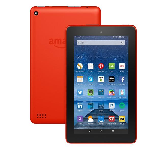 stocking stuffers Amazon Kindle iIre tablet