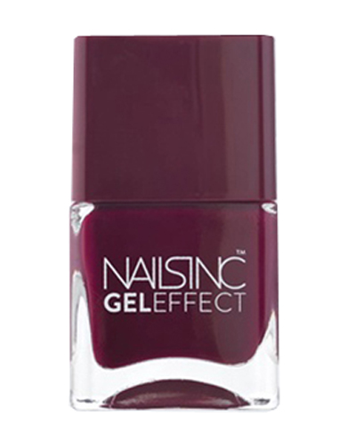 nail colors nails inc kensington high street deep berry