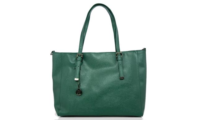 Best Day Bags vegan handbag GUNAS KANGAROO SAFFIANO