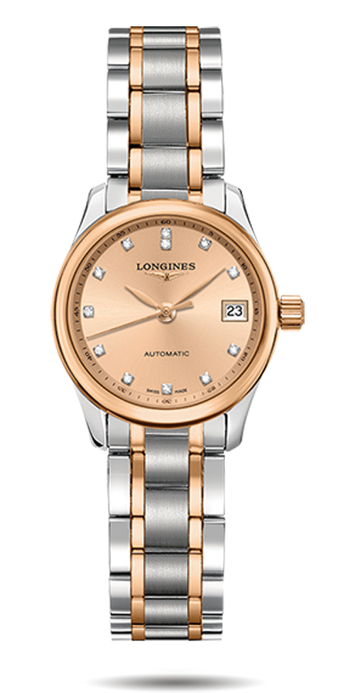 feminine watches longines