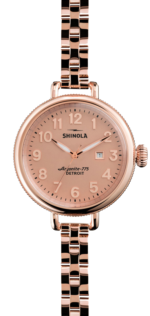 feminine watches shinola