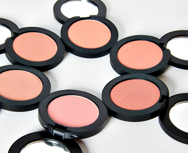 cruelty free cosmetics afterglow blushes