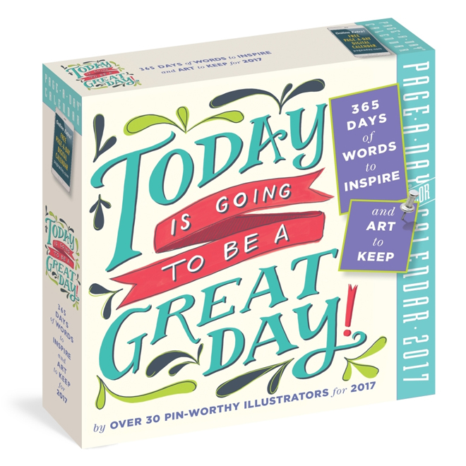 desk-calendars-today-is-a-great-day-2017