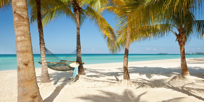 whitest sand beaches Negril Seven Mile Beach