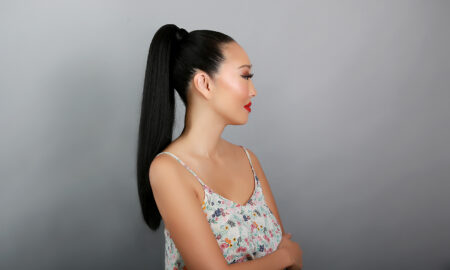 Candace-Kita-High-Ponytail-Yaniv-Katzav-VGM, Get the Khloe Kardashian-Inspired High Ponytail!