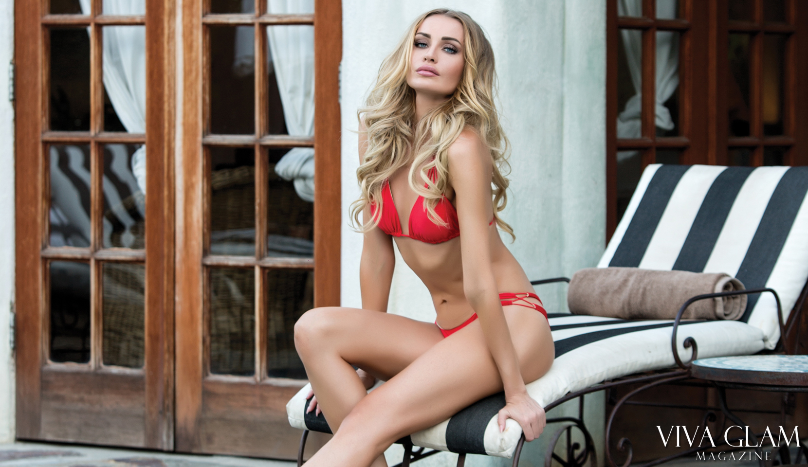 VIVA GLAM's Sexiest Top 20 Agata Zia