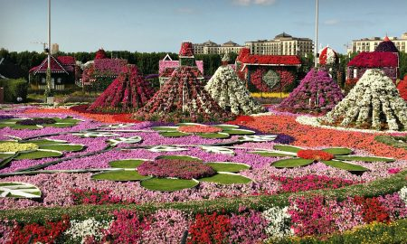 Where is the World's Largest Garden?