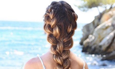 21 French Braid Hairstyles that are Tre's Flawless 19