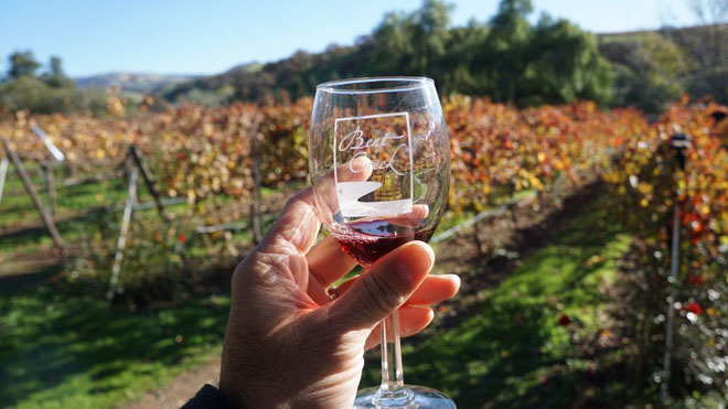 Bent Creek Winery, Livermore, California
