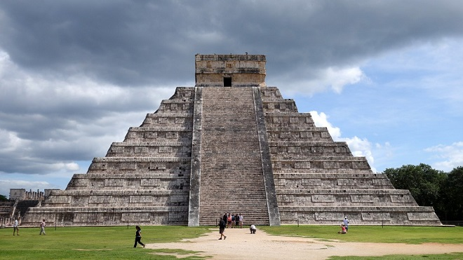 The Most Stunning Images of Mayan Ruins Chichen Itza Ruins