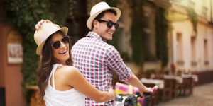 couple Engagement Photo Ideas to Announce Your Happily Ever After main image