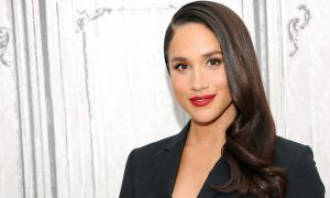megan markle red lipstick WATCH- Everything You Need to Know About Meghan Markle main image