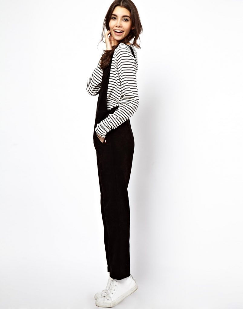 suede-overalls-striped-jumper-crop-sweaters-jumper-fall