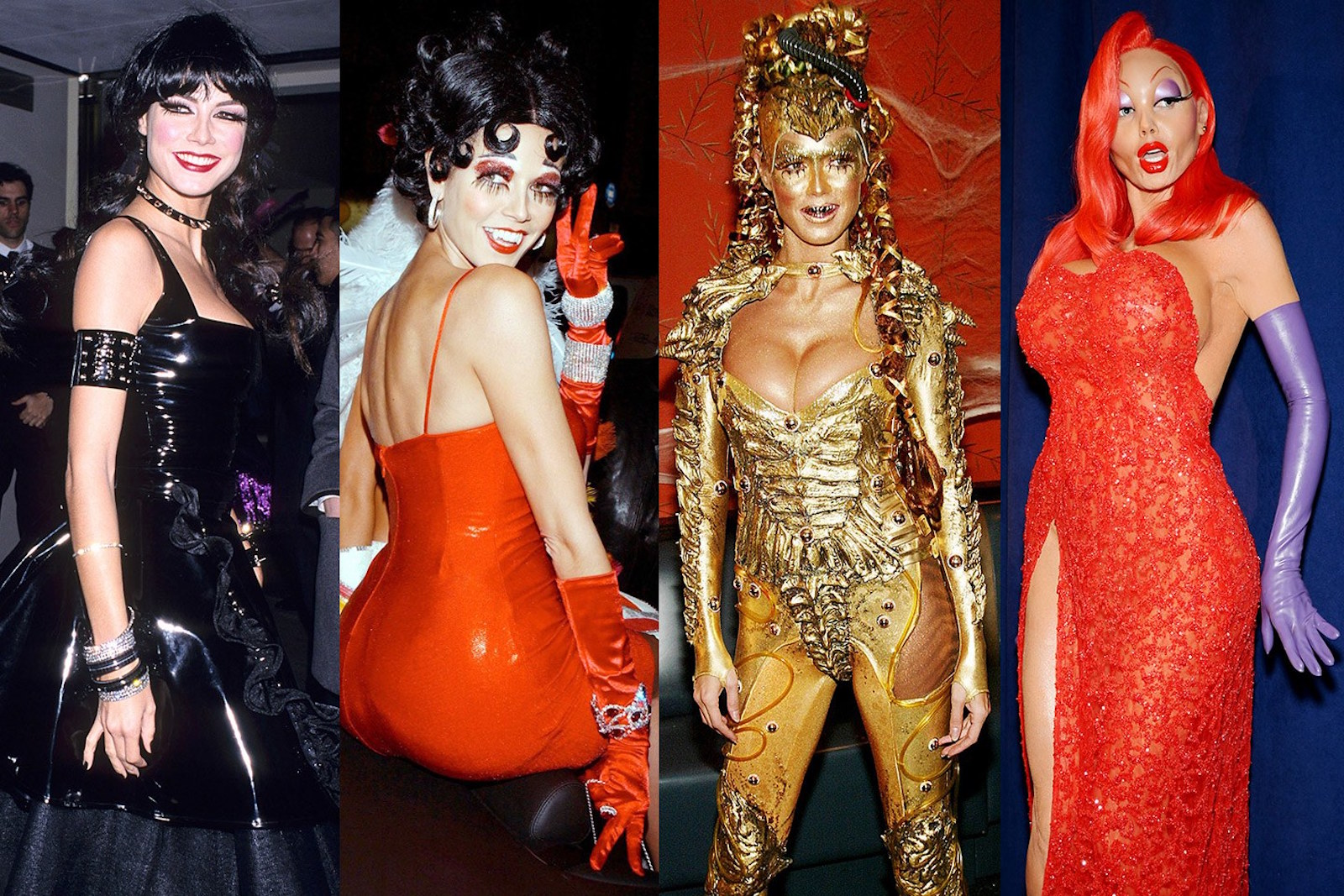 watch: heidi klum: the reigning queen of halloween - viva glam magazine