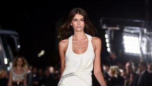 kaia Who Rocked the Runway for Chanel at Paris Fashion Week? main image