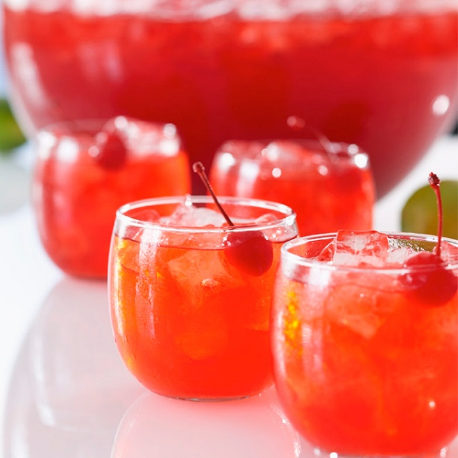 21 Punch Recipes that Won't Give You a Hangover MOUNT GAY RUM PUNCH