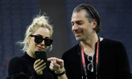 Lady Gaga, Christian Carino - AP