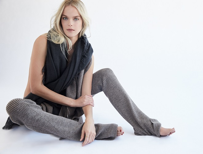 15 Celebrity Fashion Lines that Have Cruelty-Free Items trackpants