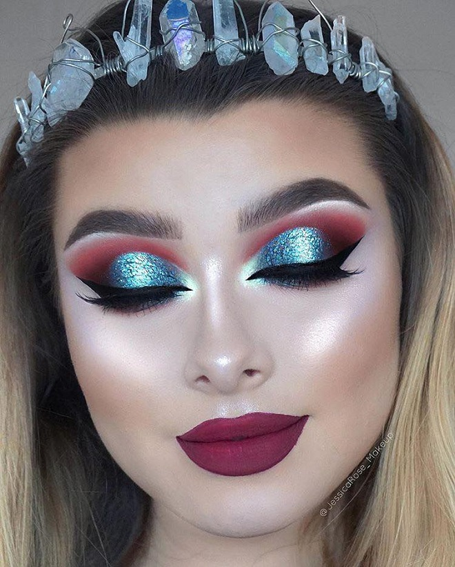22 Makeup Looks You Can Rock This New Year's Eve