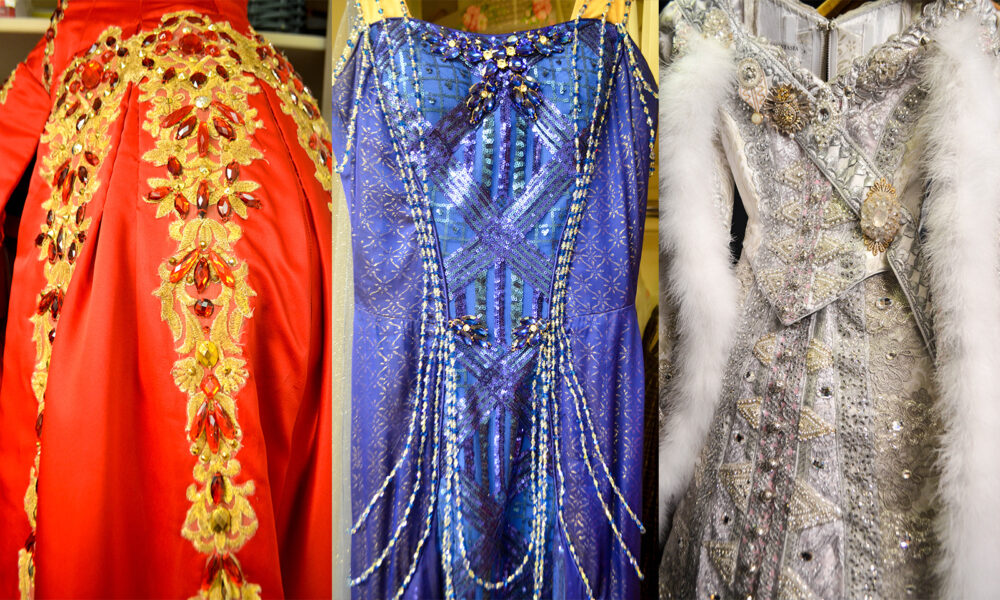 Behind the Scenes of Broadway's 'Anastasia': Interviews ...