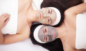 women, face masks, diy, spa