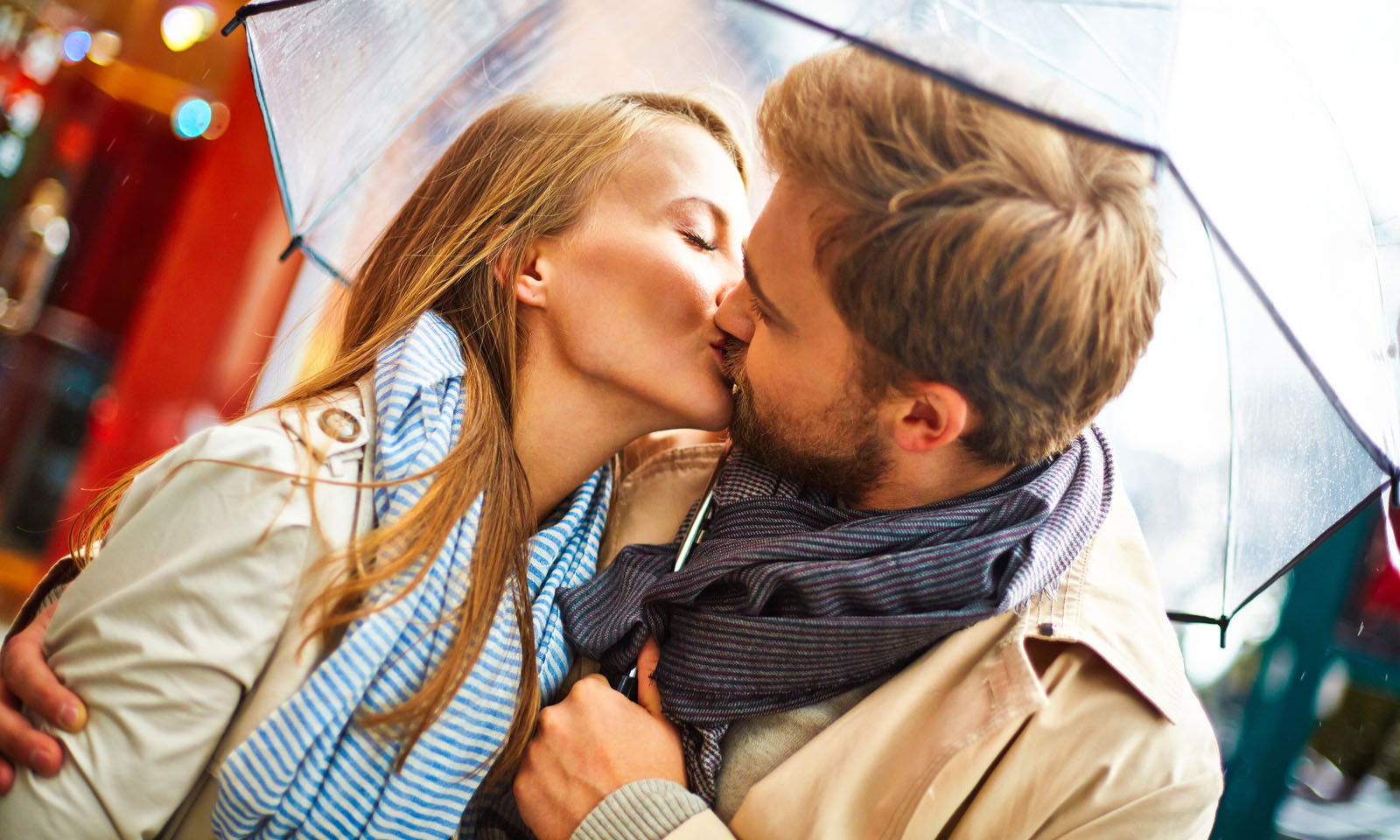 why is kissing good for you