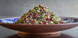 21 Recipes to Get Your New Year's Health Regimen on Track Cauliflower Tabbouleh