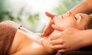 spa, oil, massage