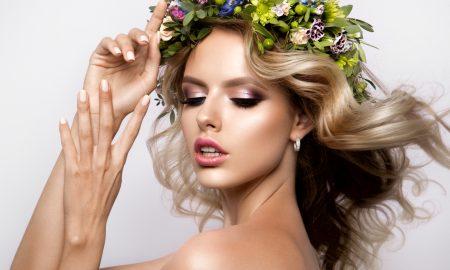 glamour, flower